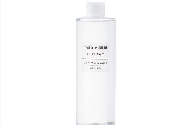 無印良品化粧水 敏感肌用 しっとりタイプ