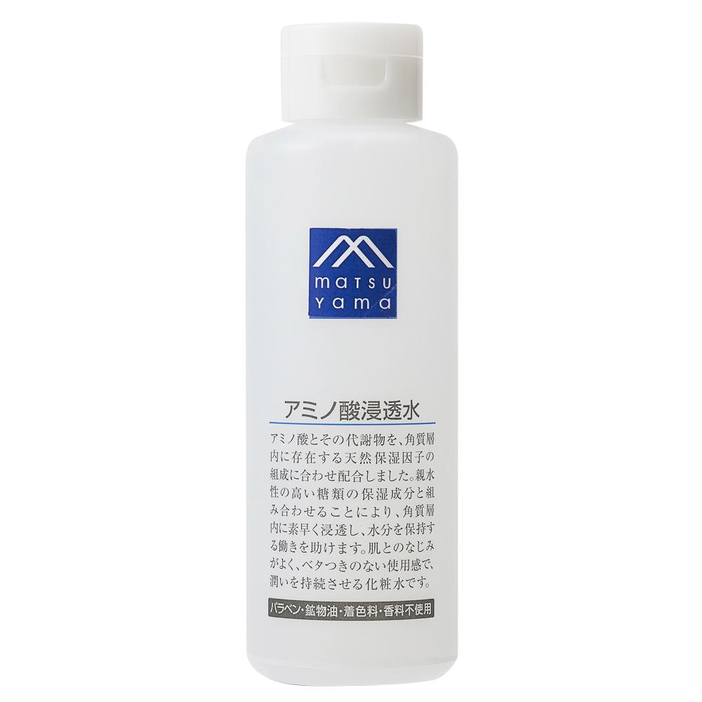 松山油脂/『M-mark アミノ酸浸透水』とは?