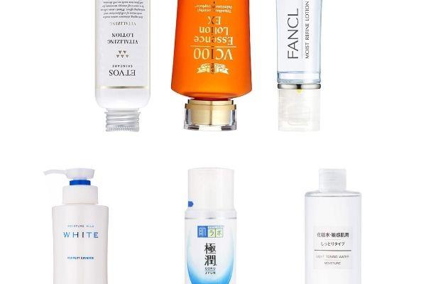 安全な化粧水ランキング